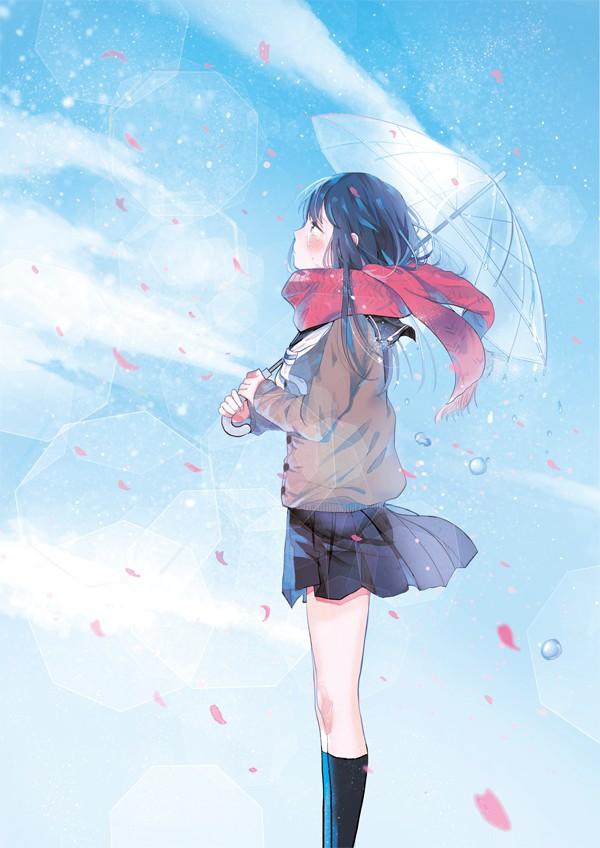 【2次】青空が清々しくて綺麗な二次画像 その11【非エロ】