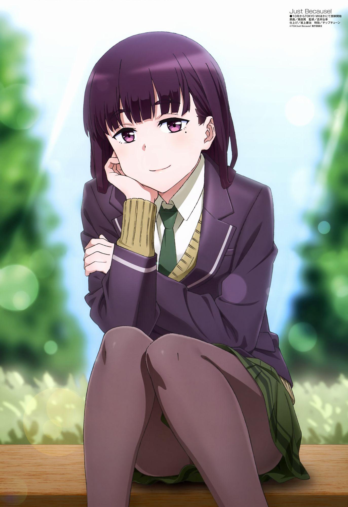【2次】学校の 制服 を着た可愛い女の子の 二次画像  その28【制服・非エロ】